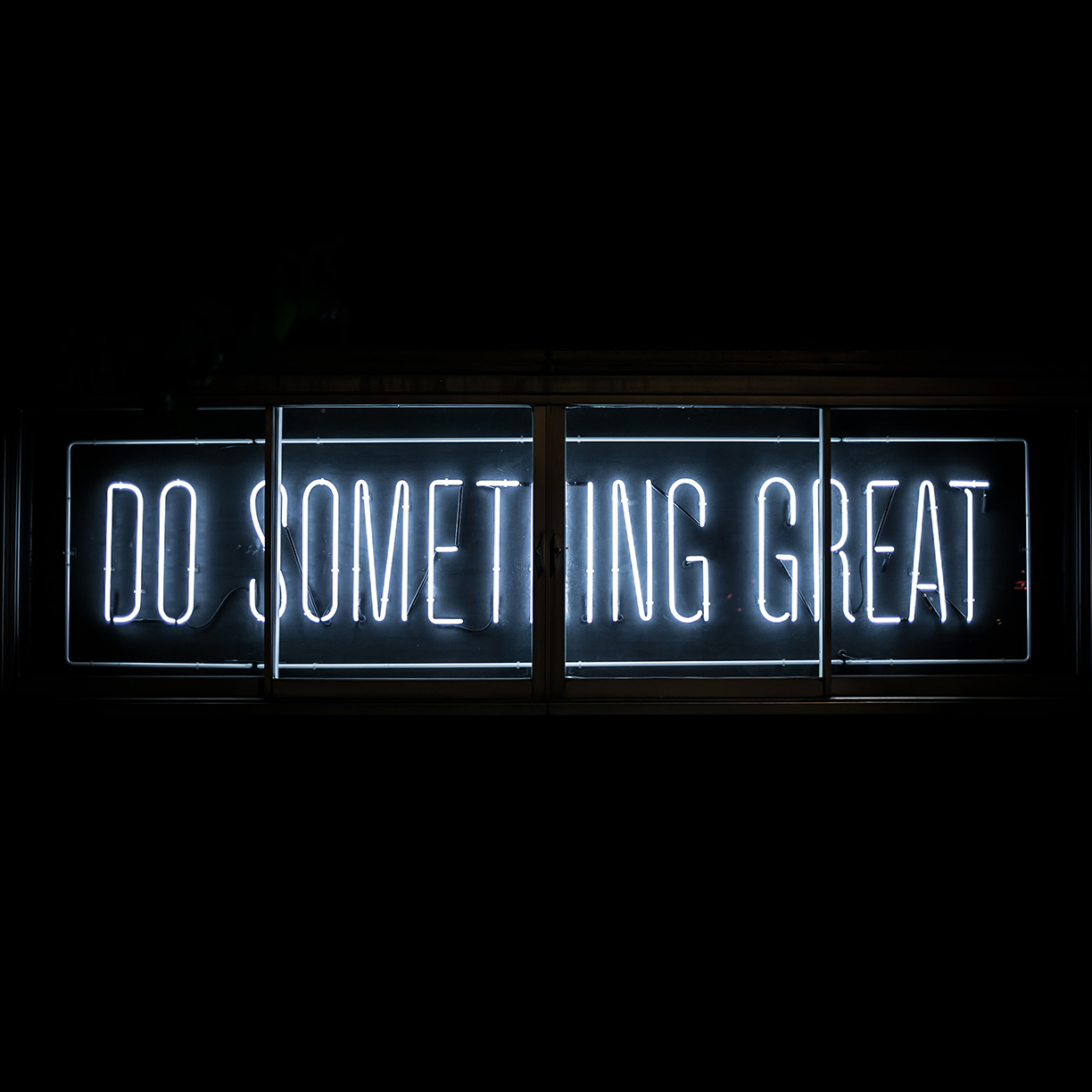 image of Do Something Great Photo By Clark Tibbs On Unsplash SQUARE